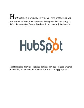 How to Learn Digital Marketing with HubSpot for Free?