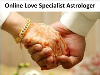 Online Love Specialist Astrologer