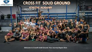Get To Learn About Solid Ground Athletic Academy