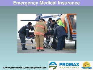 Emergency Medical Insurance in CA | Travel Medical Insurance CA