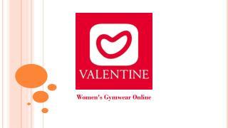 Valentine Clothes - Women Active Wear