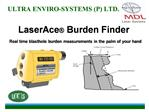 LaserAce  Burden Finder