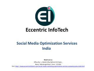 Social Media Marketing in Pune - Eccentric Infotech