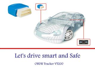Find Best OBD Real Time GPS Vehicle Tracker VT200 for Your Vehicle Tracking