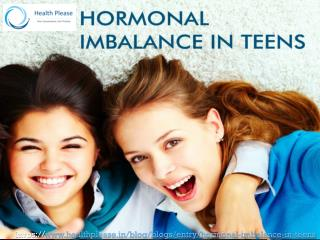 Hormone affects how teens' brains control emotions and other behaviour as well. Experts Talk