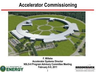 Accelerator Commissioning