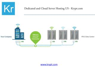 Dedicated and Cloud Server Hosting US - Krypt.com