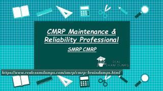Prepare SMRP CMRP Question Answers - SMRP CMRP Exam Dumps - Realexamdumps.com