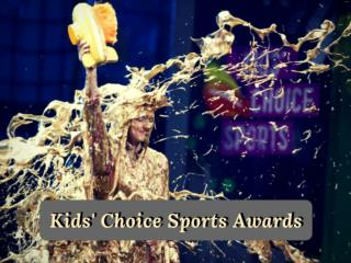 2018 Kids' Choice Sports Awards