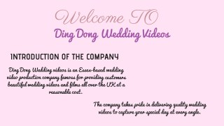 Get Best Wedding Video Packages At Inexpensive Rates
