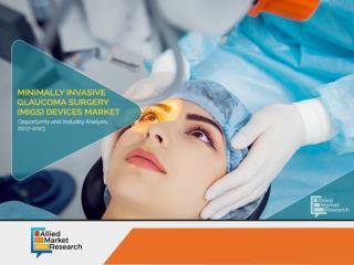 Emerging Trends in Minimally Invasive Glaucoma Surgery (MIGS) Devices Market
