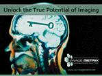 Advanced Imaging in Drug Development