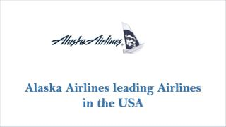 Alaska Airlines Customer Service in the USA
