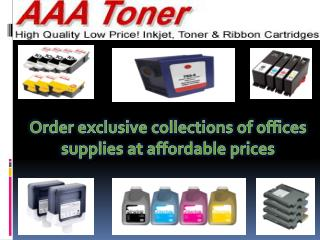 Order exclusive collections of offices supplies at affordable prices