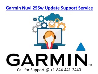 Provide The Best Garmin Nuvi 255w Update support service Call on @  1-844-441-2440
