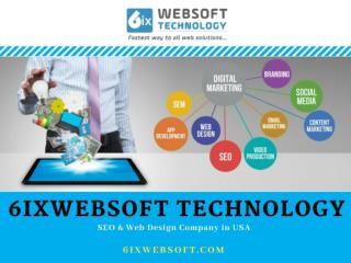 SEO & Web Design Company in USA