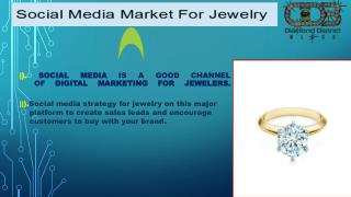 Social Media Marketing For Jewelry