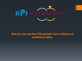 Yadava Matrimony in Chennai - KPJ Matrimony