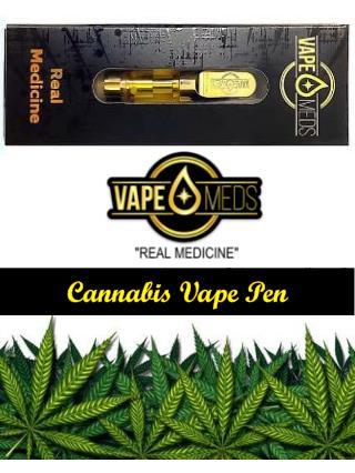 Cannabis Vape Pen