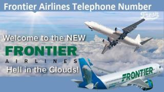 Frontier Airline Customer Service Phone Number to Reservation