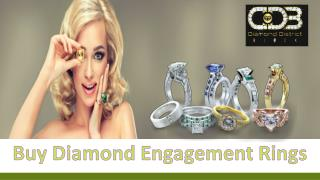 Buy Diamond Engagement Rings