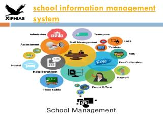 school information management system