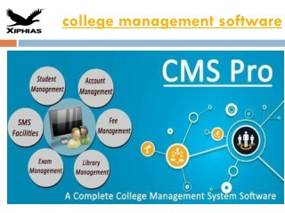 college management software