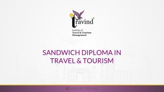Diploma in Travel and Tourism
