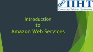 AWS training | AWS courses | AWS training online