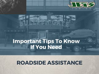 Simple Tips For Roadside Assistance Services in New York