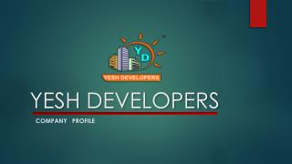 Affordable Plots and Lands - Yesh Developers