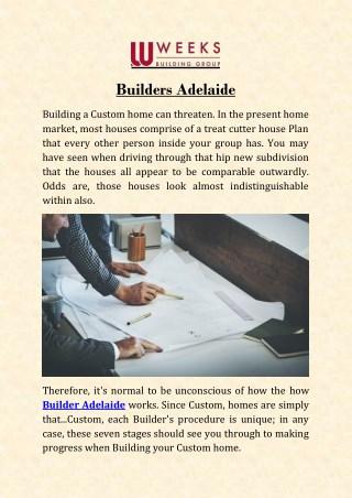Best Builders Melbourne