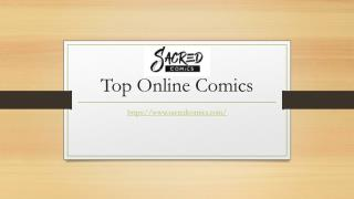 Top Online Comics | Popular Online Comics