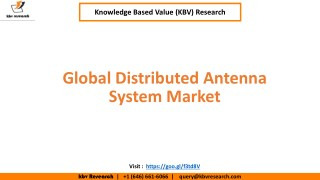 Distributed Antenna System Market Size to reach $15.1 billion by 2024