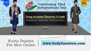 Kurta Pajama For Men Online