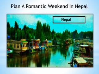 Nepal Tourism Packages