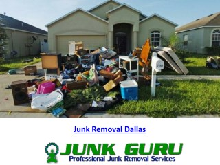 Professional Junk Removal Services – Tips for Hiring a Junk Removal Company!
