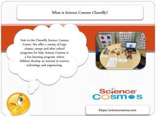 Science Cosmos Chantilly