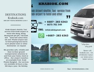 Krabiok Taxi Service