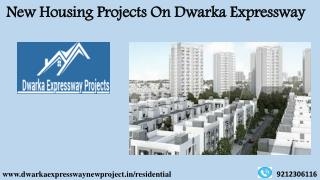 New Housing Projects On Dwarka Expressway