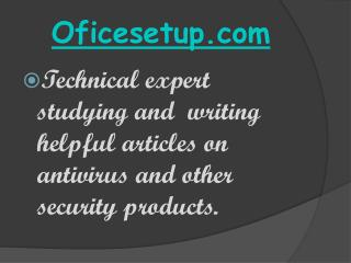 Office.com/setup - Activate Office 365, Office 2016, or Office 2013