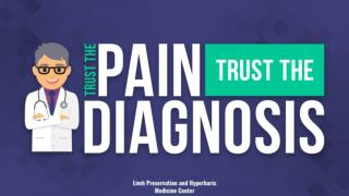 Trust The Pain, Trust The Diagnosis