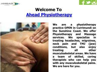 Sports Massage Currimundi