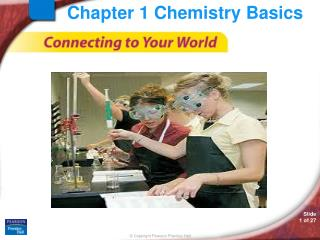 Chapter 1 Chemistry Basics