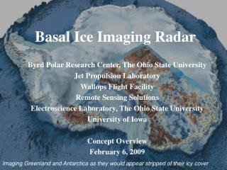 Basal Ice Imaging Radar