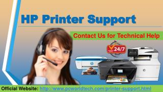 HP Printer Support- Resolve Printer Issues by Expert