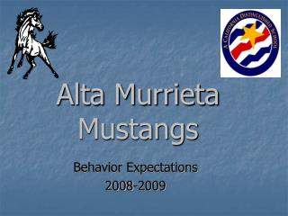 Alta Murrieta Mustangs