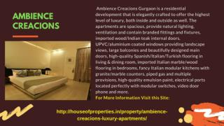 2 BHK Flats for Sale in Gurgaon