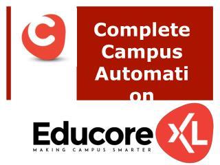 EducoreXl-Campus Management System