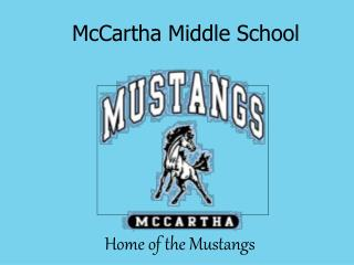 McCartha Middle School